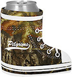 Mossy Oak Sneaker Shaped Can Coolers